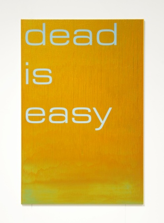 Tim Ayres 'Dead Is Easy' 2015