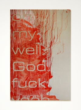 Tim Ayres 'Oh My Well God Fuck Yeah' 2015