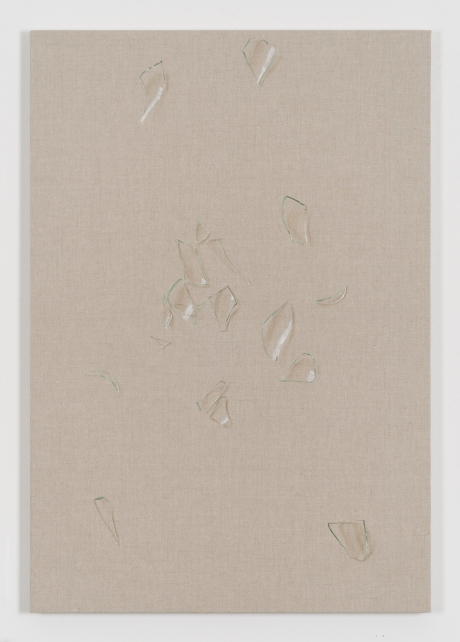 H.Appel, Shards (3), 2016, acquerello e olio su lino_watercolour and oil on linen, cm.88,5x60,8 (ph. M.Schneider_DSC8447).jpg