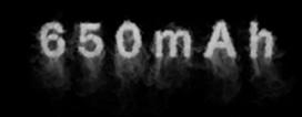 650mAh