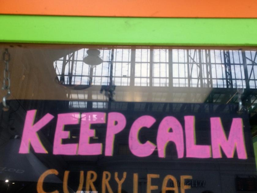 010 - Keep calm