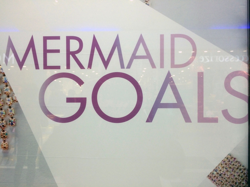 026 - Mermaid goals