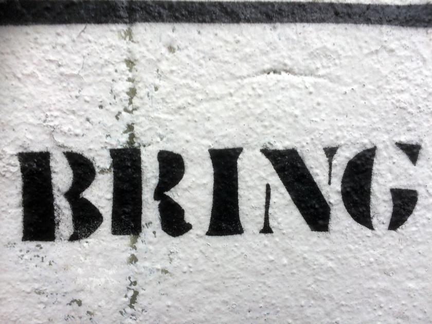 008 - Bring