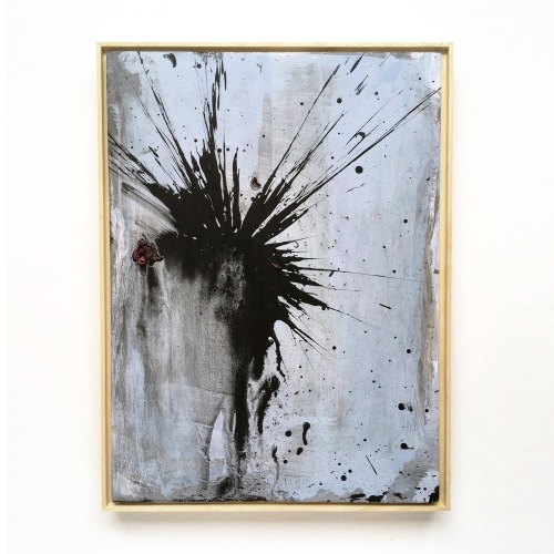 003 - Mike Edwards - Black Firework Painting 160919 (40x30cm).jpg