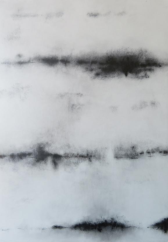 035 - TR - Flint-seam 2 (66x46cm) pencil and graphite on gesso paper.jpg