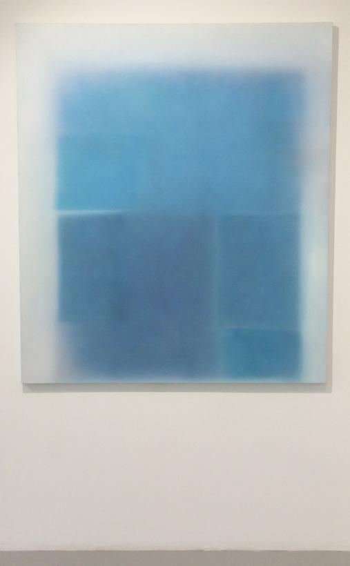 Stig Evans - Untitled - 2019 acryliconpolyester (150.5x130cm).jpg