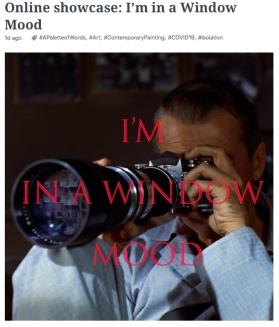 000 - Window Mood Title page